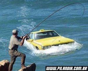 egenharia de pesca